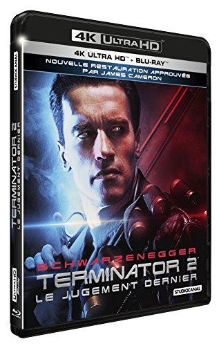 Blu-Ray 4K Terminator 2