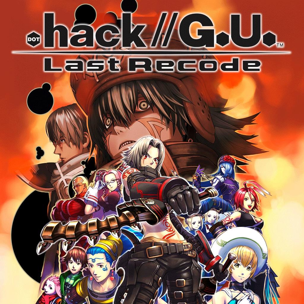 .hack//G.U. Last Recode sur PS4 (Dématérialisé)