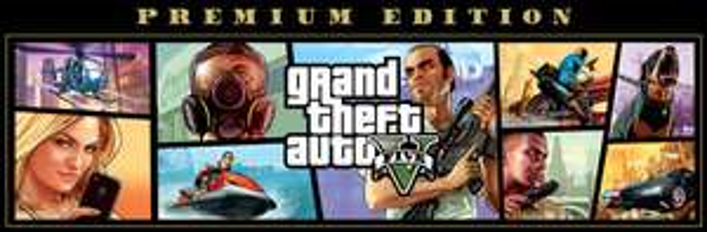 Grand Theft Auto V: Premium Edition sur PC (Dématérialisé)