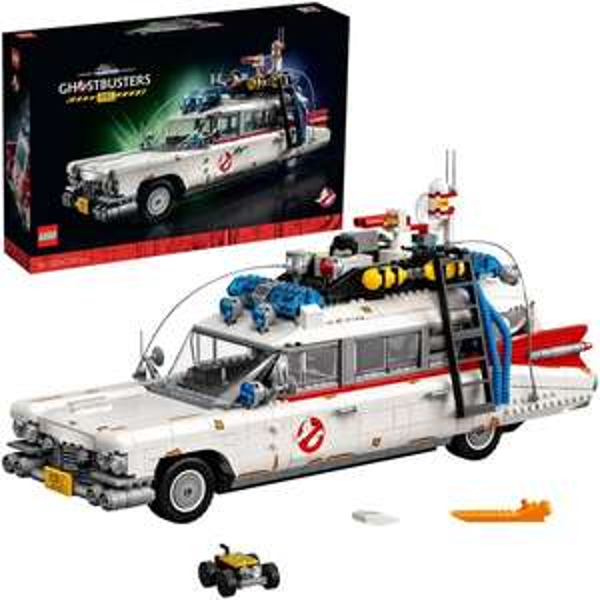 Jeu de construction Lego Ghostbusters 10274 - Ecto-1 SOS Fantômes