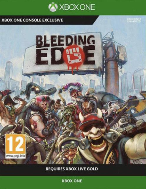 Jeu Bleeding Edge sur Xbox One