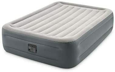 Lit gonflable électrique Intex Essential Rest - 2 places