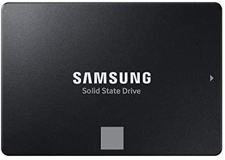 "SSD Interne 2.5"" Samsung 870 Evo - 2 To (TLC - DRAM)"