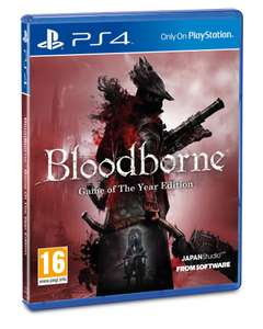 Bloodborne - Game Of The Year Edition sur PS4