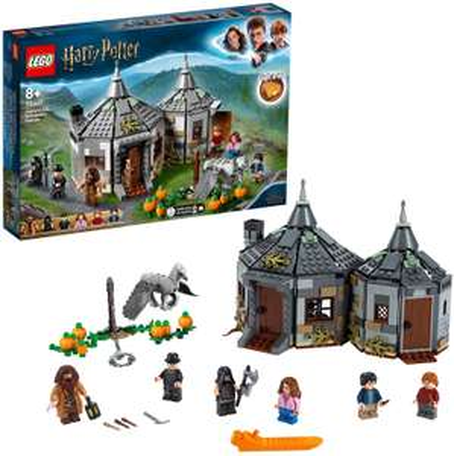 Lego Harry Potter 75947 - La Cabane de Hagrid : le Sauvetage de Buck