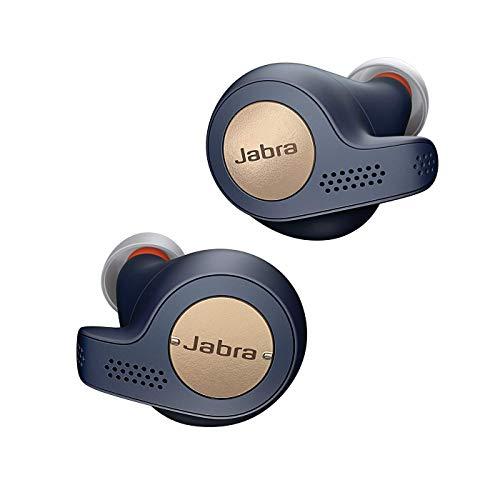 Écouteurs sport intra-auriculaires sans-fil Jabra Elite Active 65t - Bleu ou Noir