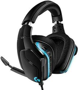 Casque-micro filaire gaming Logitech G635 / G935 - Son surround 7.1