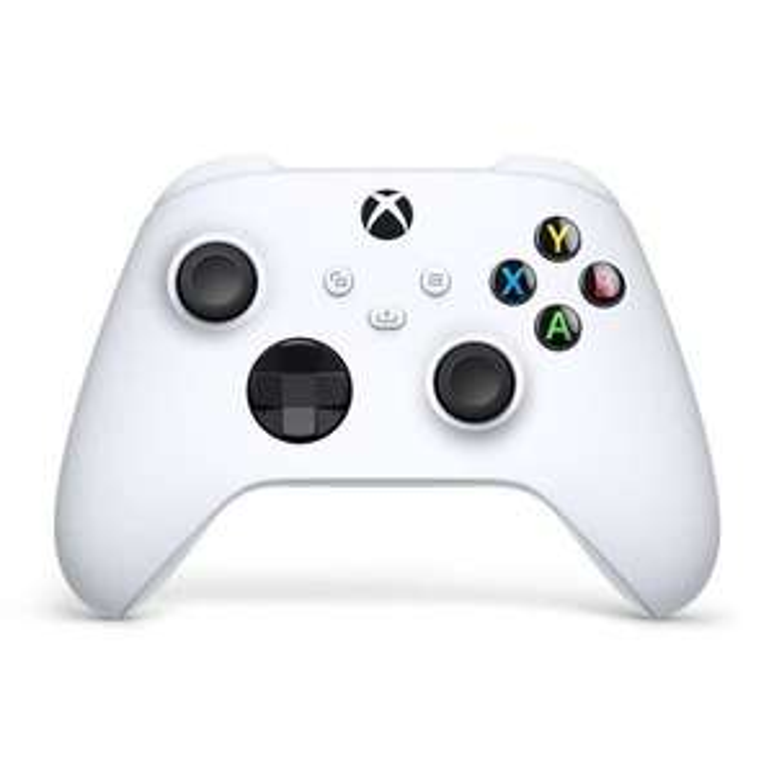 Manette sans fil Microsoft Xbox Series - Robot White ou Carbon Black (+ 2.25€ à cagnotter pour les CDAV)