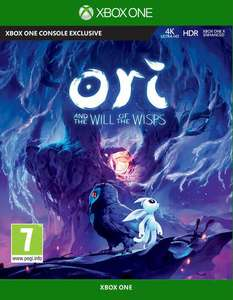 Ori and the Will of the Wisps sur Xbox One