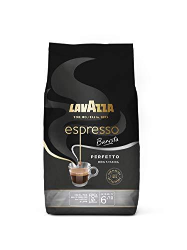 Café en Grain Lavazza Perfetto Barista Espresso Paquet de 1 kg