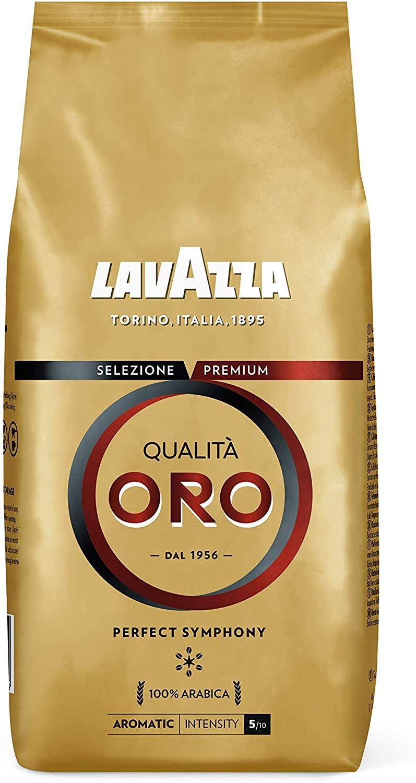 Sachet de Café en Grains Lavazza Qualita Oro - 1 kg