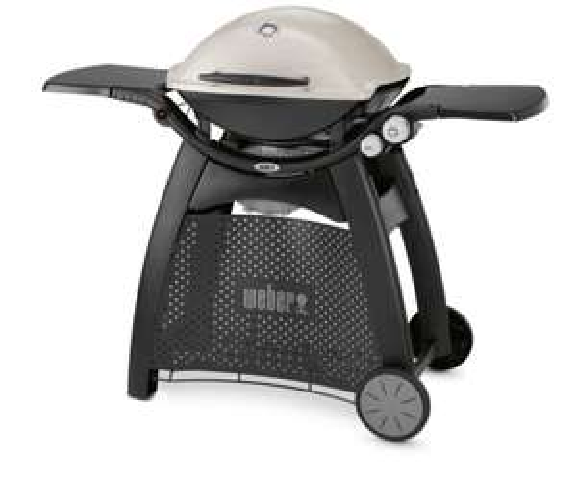 Barbecue au gaz Weber Q3000 (Vendeur Tiers)