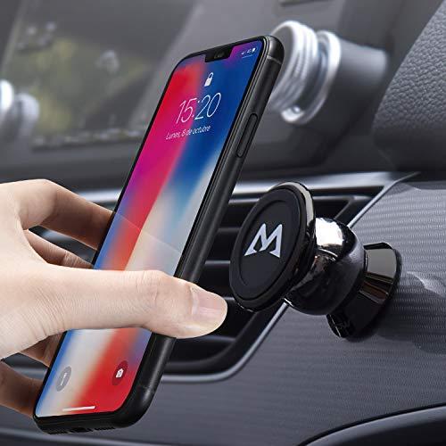 Support magnétique Mpow pour Smartphone - Rotation 360°, Universel