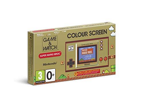 Console portable Nintendo Game & Watch Super Mario Bros