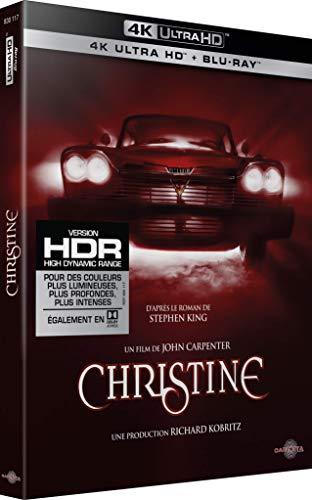 Blu-Ray 4K Christine