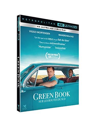 Blu-ray 4K Green Book Sur les Routes du Sud