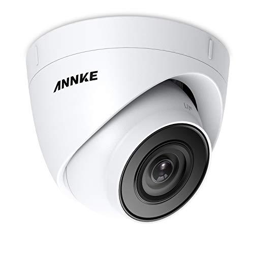Caméra de surveillance extérieure ANNKE PoE C500 - Full HD, 5MP, Étanche IP67, Vision nocturne 30m, Détecteur de mouvement (Vendeur tiers)