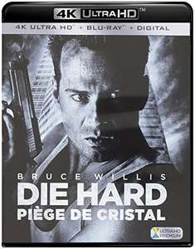 Blu-ray 4K Piège de Cristal