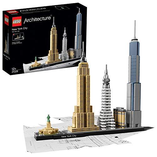 Lego Architecture 21028 - New York Skyline