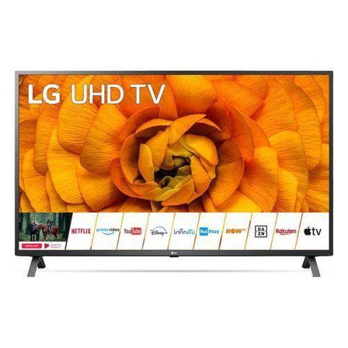 """TV 65"""" LG 65UN8500 (2020) - 4K, 100 Hz, HDR10 Pro, HDMI 2.1, Dolby Vision & Atmos, Smart TV (Retrait dans une sélection de magasins)"""