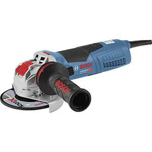 Meuleuse angulaire filaire Bosch Professional GWX 17-125 S - 125mm, 1700 W, pour Accessoires X-Lock