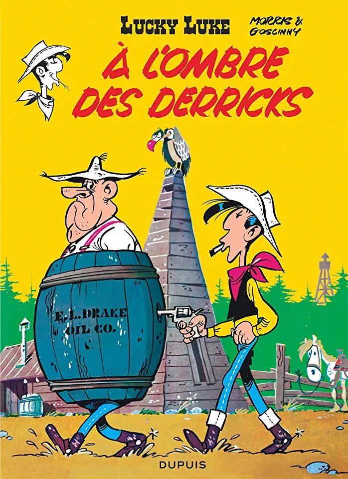 [BD Été 2021] Sélection de Bandes Dessinées en Promotion à 3€ - Ex: Lucky Luke - À l'ombre des Derricks (Tome 18)