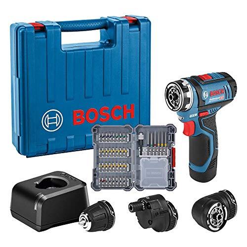 Perceuse-visseuse sans Fil Bosch Pro 12V System GSR 12V-15 FC avec accessoires