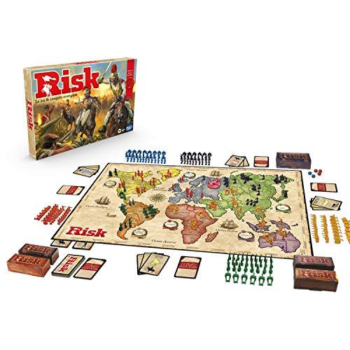 Jeu de société Hasbro Risk avec dragons