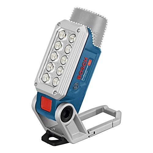 Projecteur de chantier LED Bosch GLI DeciLED Professional - 330 lumens (sans batterie ni chargeur)