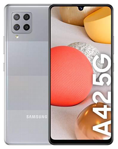 """Smartphone 6.6"""" Samsung Galaxy A42 5G - HD+, SnapDragon 750G, 4 Go de RAM, 128 Go"""