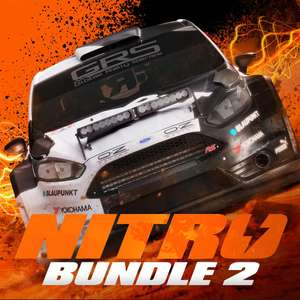 Nitro Bundle 2: 7 jeux PC dont DiRT 4, WRC 7, TT Isle Of Man 2, Gas Guzzlers Extreme... (Dématérialisé - Steam)