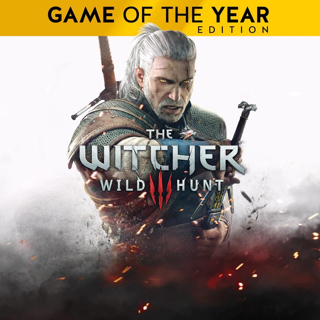 Sélection de jeux PC en promotion - Ex: The Witcher 3: Wild Hunt GOTY sur PC (Dématérialisé)