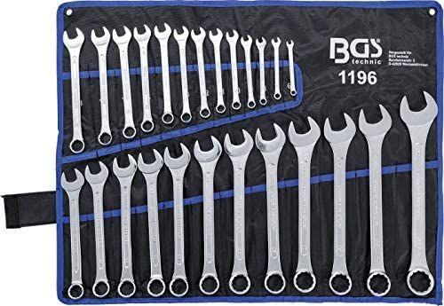 Jeu de clés mixtes BGS 1196 - 6 à 32 mm, 25 pièces