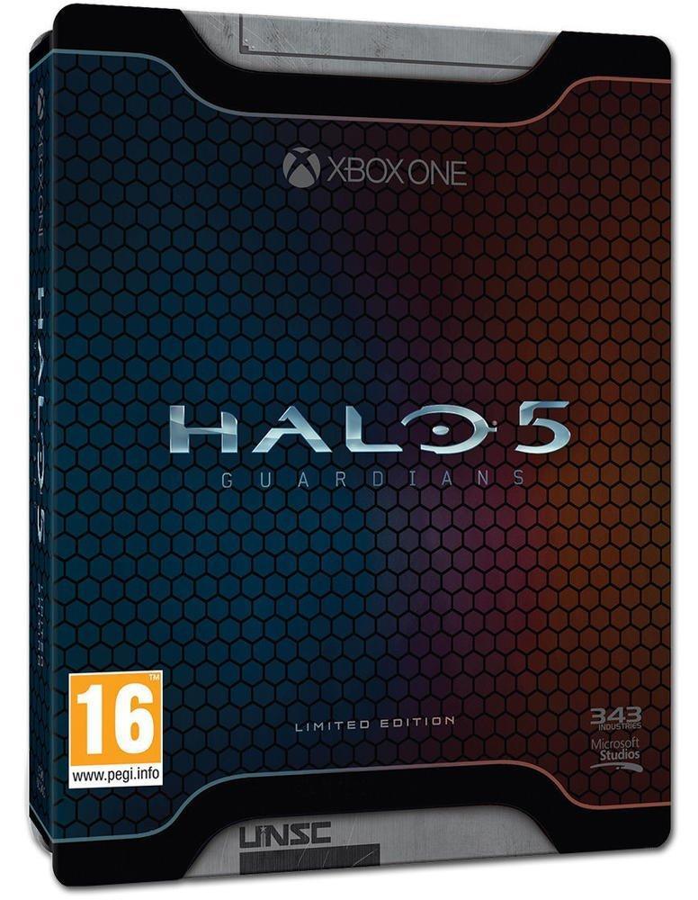 Halo 5 : Guardians - Edition Limitée sur Xbox One