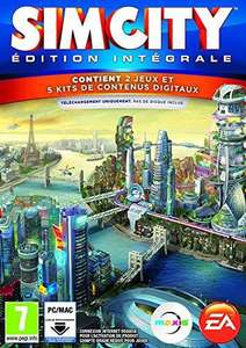 SimCity Complete Edition sur PC (Dématérialisé - Origin)