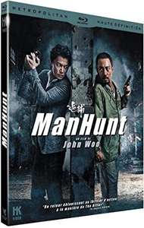 Blu-ray ManHunt