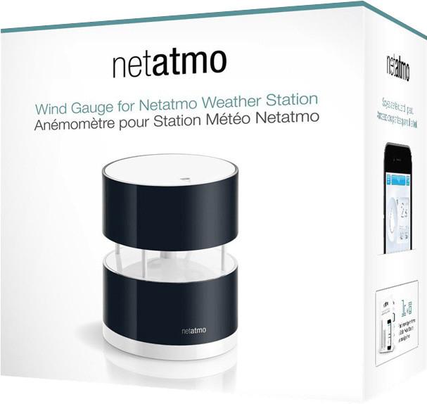 Capteur de vent Netatmo Anémomètre (NWA01)