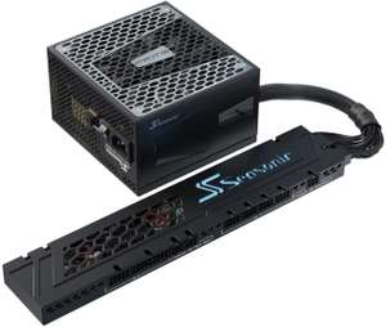 Bloc d'alimentation PC Seasonic Connect 750 Gold - 80Plus Gold, 750 W