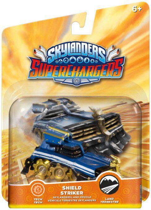 1 véhicule Skylanders Superchargers acheté = le 2ème offert Ex : Splatter Splasher + Shield Striker à 5,80€ les 2 ou 4,80€ pour les premiums