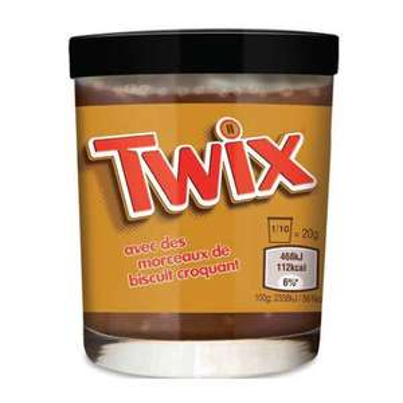 Pâte à tartiner Twix - 200g