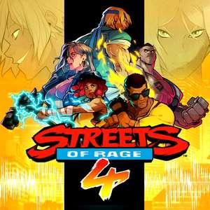 Streets of Rage 4 sur PS4 (Dématérialisé)