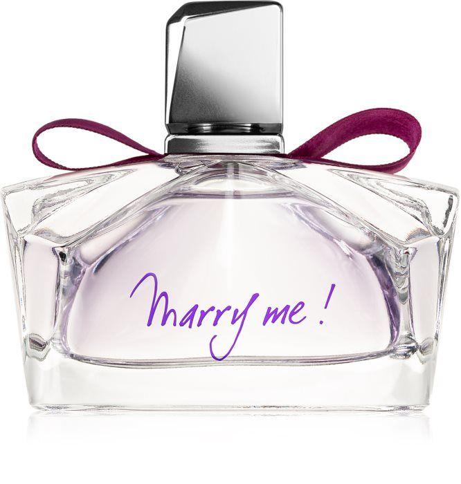 Eau de parfum pour Femme Lanvin Marry Me! - 75 ml