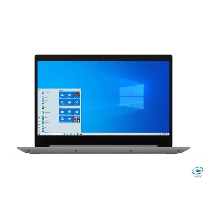 "PC portable 15.6"" Lenovo IdeaPad 3 15IIL05 - i5-1035G1, 12 Go de RAM, 512 Go en SSD, QWERTZ, Windows 10 (Frontaliers Suisse)"