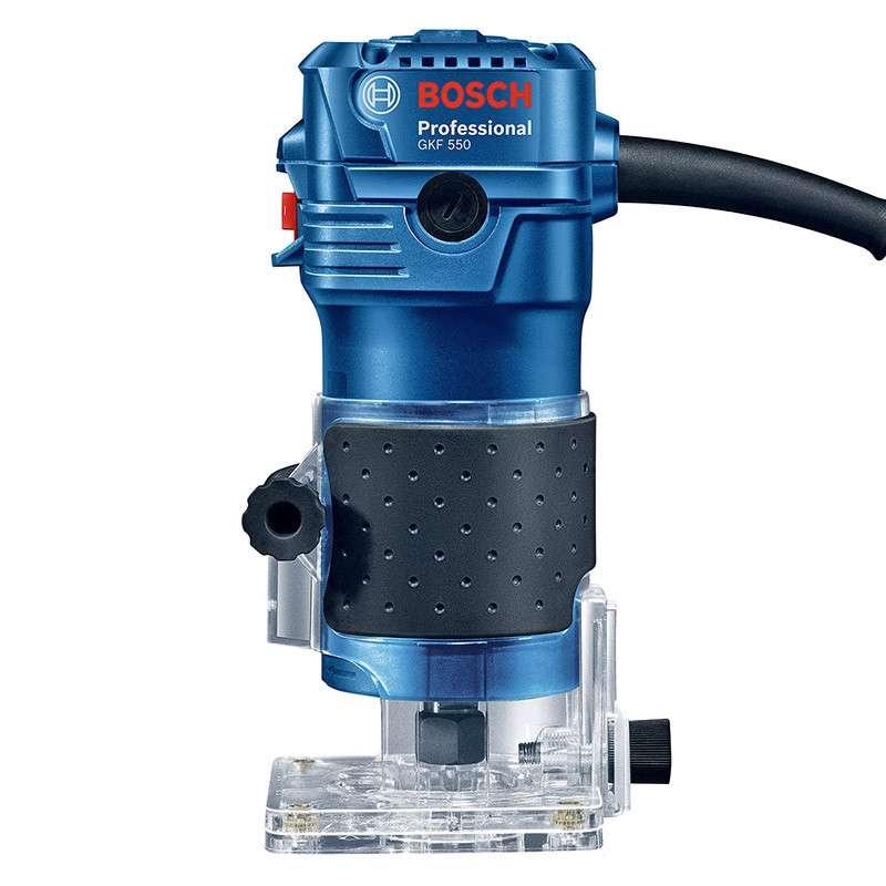 Aflleureuse Bosch Professional GKF 550 - 550W