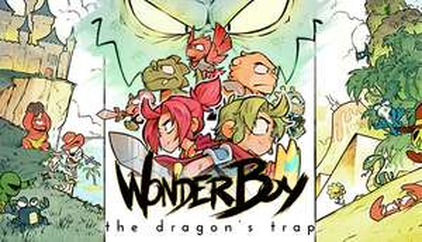 Wonder Boy : The Dragon's Trap sur PC (Dématérialisé)