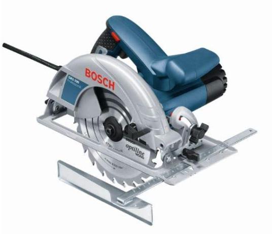 Sélection d'outils Bosch Professionnal en promotion - Ex: Scie Circulaire Bosch Professional GKS 190 - 1400 W