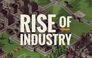 Rise of Industry sur PC (Dématérialisé - Steam)