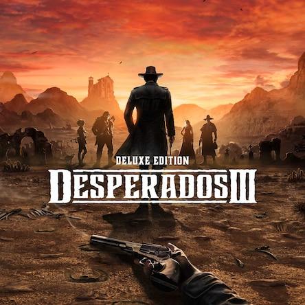 Desperados III Digital Deluxe Edition: Le Jeu + Season Pass + Bande Son sur PC (Dématérialisé - Steam)
