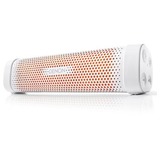 Mini Enceinte portable Bluetooth Denon DSB100 - Blanc
