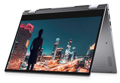 "PC Portable 14"" Dell Inspiron 14 5000 2-en-1 - Full HD tactile, i7-1165G7, Intel Iris Xe, 8 Go RAM, 512 Go SSD, Wifi 6, Windows 10"